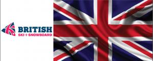 BRITISH LOGO FLAG