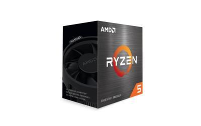 Processeur AMD Ryzen 5 5600X 3.7 GHz