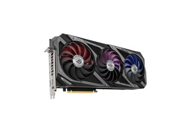 Carte-graphique ASUS ROG STRIX RTX3090 24G-GAMING