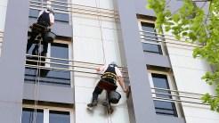 Мойка фасада Промышленные альпинисты Москва и Московская область (ООО Альпинисты-М)
