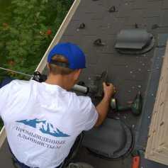 Герметизация балконов и лоджий альпинистами