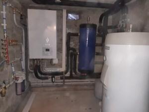Pompe à chaleur air - eau Hitachi