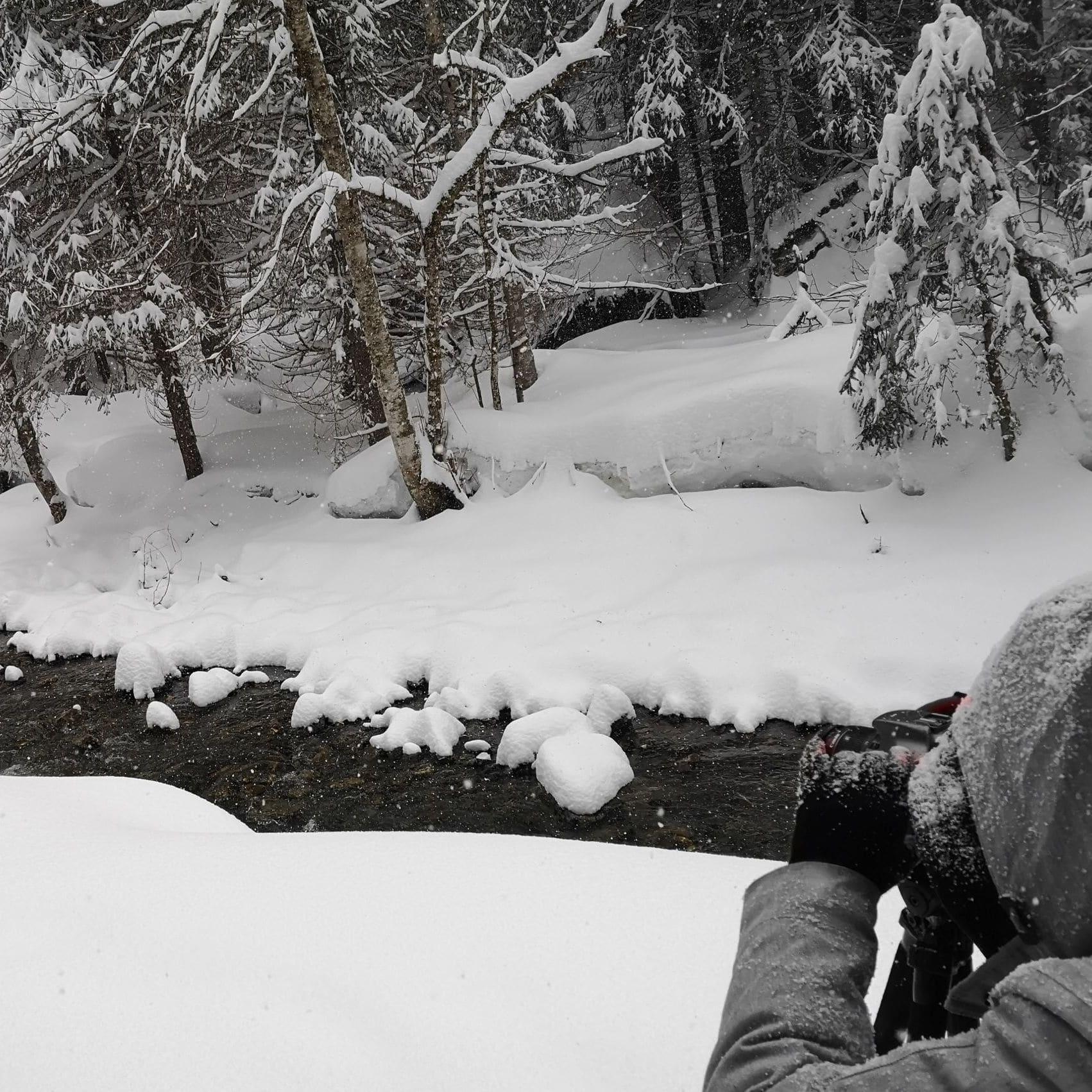 balade raquettes photo hiver