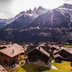 View From Chalet