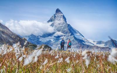 Wandern & Trekking in den Schweizer Alpen