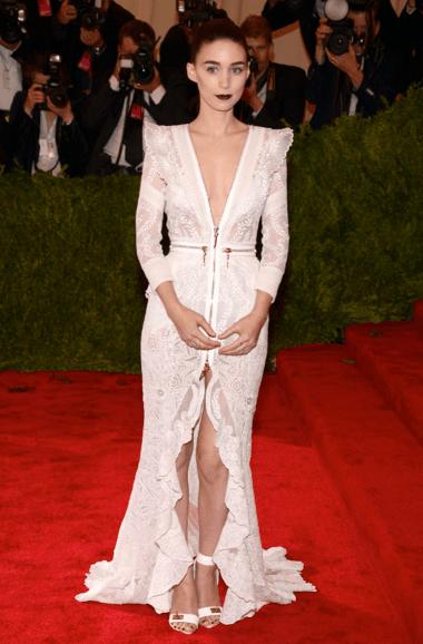 Rooney Mara in Givenchy by Riccardo Tisci
