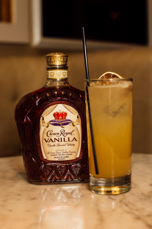 Crown Royal Vanilla release at Celeste