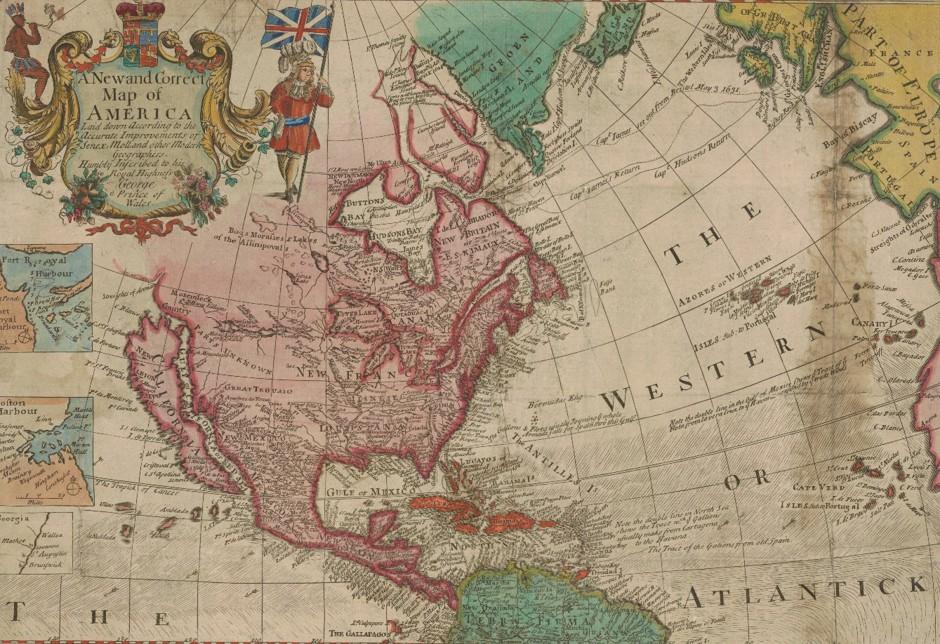 California, de una novela de caballería a la cartografía del Nuevo Mundo