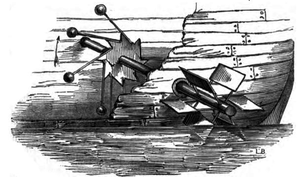 Blasco de Garay, el ingeniero que no inventó la propulsión a vapor