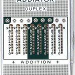 Calculadoras de bolsillo de hace un siglo