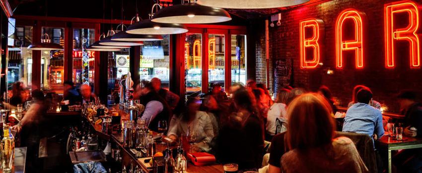 Bar 1 - The Legion Hall Rental