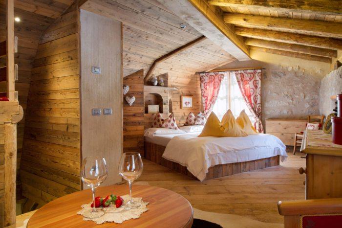 Chalet Sogno di Fiaba Molveno Hotel Alpotel DOlomiten