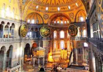 سياحة اسلامية في تركيا