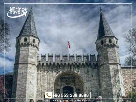 برنامج سياحيفي تركيا لمدة اسبوع - قصر توب كابي