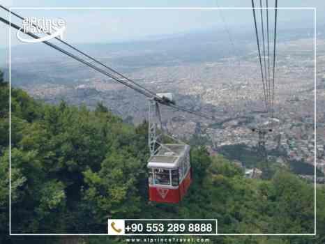 برنامج سياحي في تركيا - بورصا