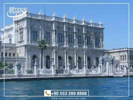 عروض سياحية في تركيا - قصر دولما بهجة