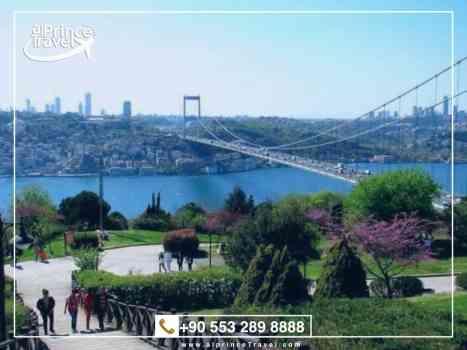 جدول سياحي في تركيا لمدة 11 يوم - تل العرائس - اورتاكوي.