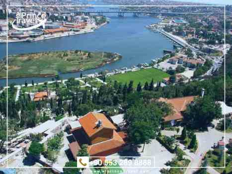 برنامج سياحي لتركيا لمدة 8 ايام - هضبة بير لوتي