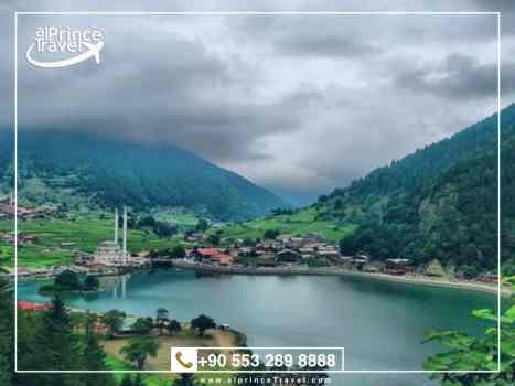 برنامج سياحي لتركيا 15 يوم - بحيرة ازونجول