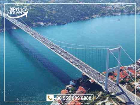 برنامج سياحي لتركيا 15 يوم - مضيق البوسفور .001