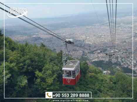 برنامج سياحي لتركيا 9 ايام - بورصا