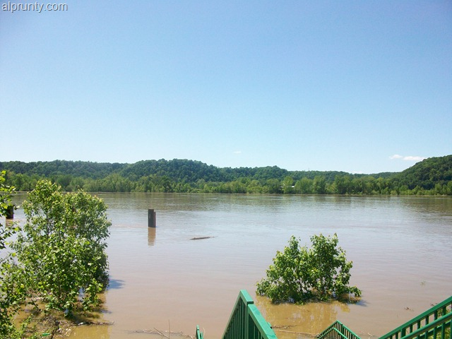 The River is Rising