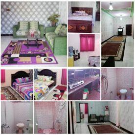 Tipe kamar 1 Rumah 3 kamar