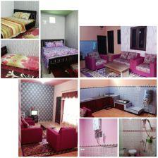 Tipe Kamar 1 rumah 2 kamar