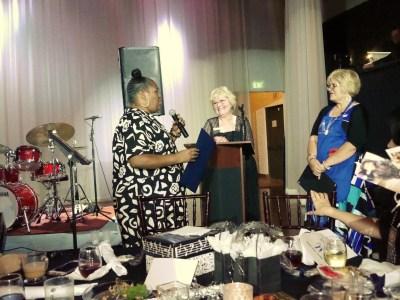 Youlonda Fuquay Representing LA County Supervisor Hilda Solis