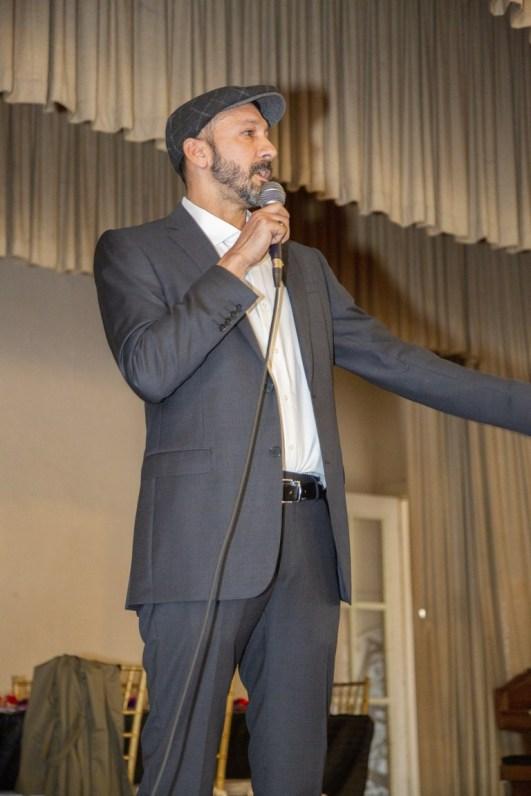 Pomona City Council Member Rubio R. Gonzalez