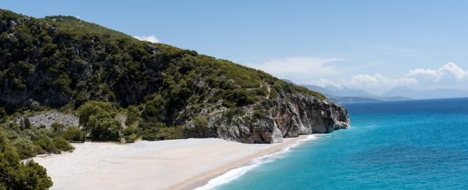 Gjipe Beach