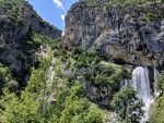 Sotira Waterfalls, Tomorri Mountain National Park, Albania