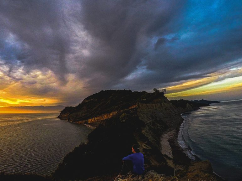 Cape of Rodon sunrise