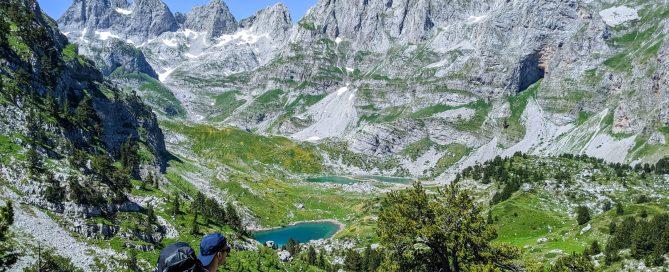Jezerca Lakes Valbona