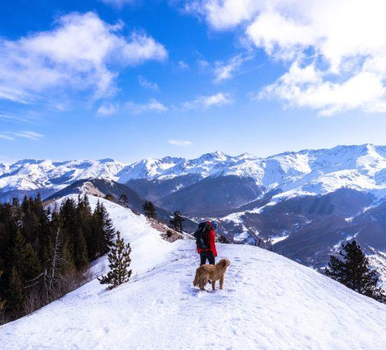 Oshlak Mountain Kosovo