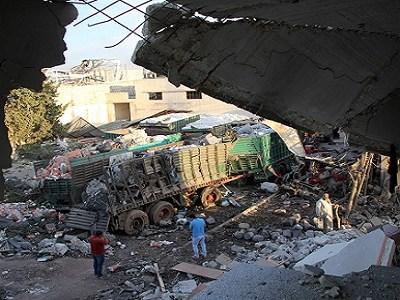 الأمم المتحدة تعلن تعليق كل قوافل المساعدات الإنسانية في سوريا إثر الغارات – القبس الإلكتروني