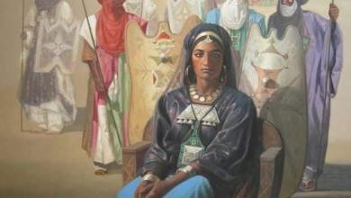 صورة مدعية النبوة وكيف فتنت قومها وزوجها الكذاب