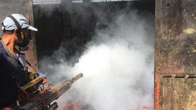 صورة صحة المنيا تواصل أعمال التعقيم والتطهير للمجازر تزامنا مع حلول عيد الأضحى المبارك