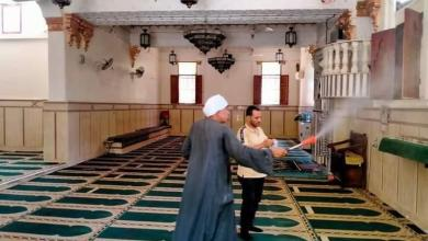 صورة محافظ أسيوط يعلن تكثيف حملات تعقيم وتطهير المساجد
