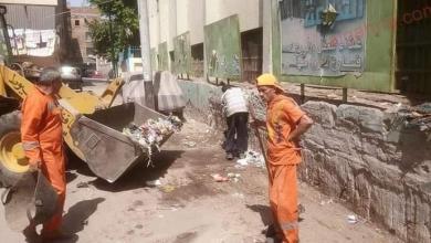 صورة محافظ أسيوط يوجه باستمرار حملات النظافة ورفع المخلفات خلال أيام عيد الأضحى