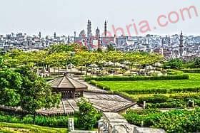 صورة حديقة الأزهر
