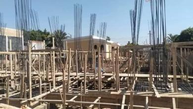 صورة محافظ بني سويف يتابع أعمال مشروع حياة كريمة وإنشاء محور كوبري النيل بقرية بني عقبة