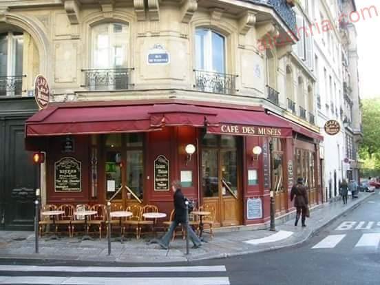 صورة مقهى ريش