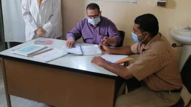 صورة إستمرار لجان متابعة نظام عمل الجهات الخدمية بمركز ومدينة كفر شكر