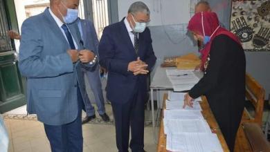 صورة محافظ المنيا يتفقد سير امتحانات الثانوية العامة بعدد من اللجان