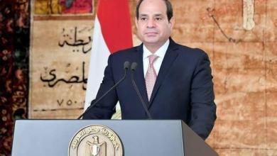 صورة محافظ بورسعيد  يهنئ السيد  الرئيس عبد الفتاح السيسي بذكرى ثورة 23 يوليو