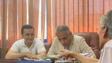 صورة مستقبل وطن بكفرالشيخ شكاوى المواطنين تحظى باهتمام بالغ من نواب الحزب
