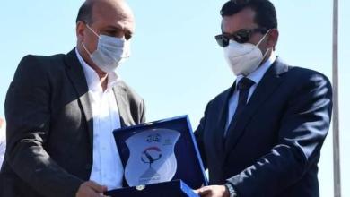 صورة أشرف صبحى  تعيين أحمد عفيفي وكيل الوزارة ورئيسا للإدارة المركزية للمدن الشبابية