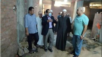 صورة محافظ شمال سيناء يشيد بدور رجال الأعمال في تطوير وصيانة المساجد