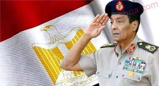 """صورة """"المشير طنطاوي"""" أعاد الاستقرار للدولة المصرية..وقاد مسيرة الوطن إلى بر الأمان"""